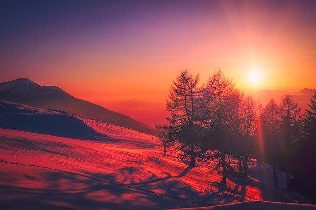 Neige ou soleil, partir en vacances en hiver et finir en beauté cette année
